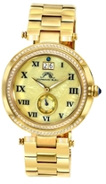 Mother of Pearl South Sea Quartz Watch, 40mm