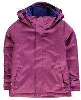 Burton Elodie Ski Jacket Girls Waterproof Breathable Full Zip Hooded Top