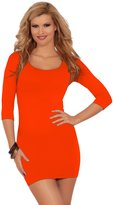 Hot From Hollywood Fitted Spandex Flirty Mini Causal Club Cocktail Special Occassion Party Dress