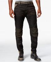 G Star Men's 5620 3D Slim-Fit Colorblocked Stretch Jeans