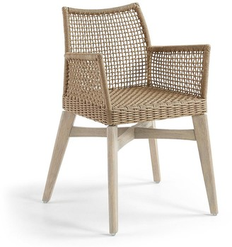 La Forma Australia Raft Arm Chair Beige