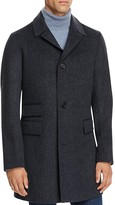 Billy Reid Astor Virgin Wool Coat