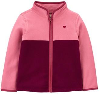 Osh Kosh Toddler Girl OshKosh Bgosh Fleece Jacket