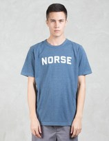 Norse Projects James Mouline S/S T-Shirt