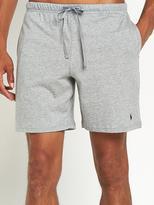 Grey Cotton Shorts Mens