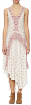 Free People Faithfully Yours Asymmetrical Dress