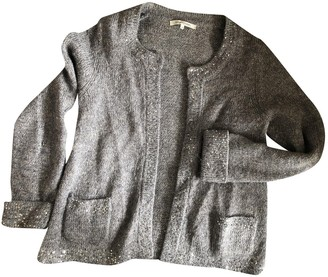 Gerard Darel Grey Wool Knitwear for Women