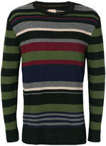 Nudie Jeans striped jumper