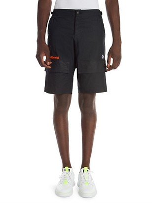 Marcelo Burlon County of Milan Confidencial Cargo Shorts