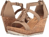 Minnetonka Lincoln Women's Wedge Shoes