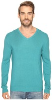 Calvin Klein Cotton Modal V-Neck Sweater