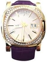Bedat & Co 888 Solid 18K Gold & Diamond Bezel Womens Watch