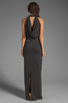 Heather Cowl Back Maxi Dress