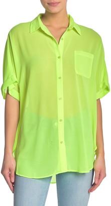 re:named apparel Moss Pocket Shirt