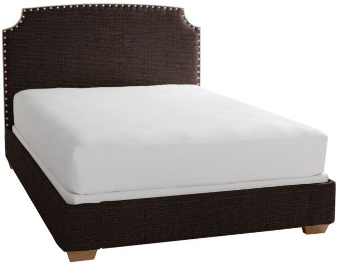 Serena & Lily Fillmore Bed with Nailheads