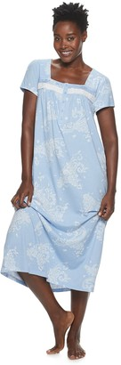 Croft & Barrow Petite Pintuck Nightgown