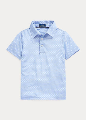 Ralph Lauren Dot Performance Golf Polo