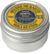 L'Occitane Organic certified* and fair trade approved * Pure Shea Butter 10ml