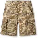 L.L. Bean Allagash Cargo Shorts, Camouflage