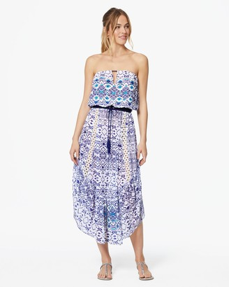 Ramy Brook Printed Luana Dress