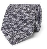 Ermenegildo Zegna 8cm Manhattan Woven Silk-Blend Tie