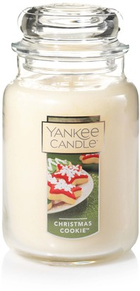Yankee Candle Christmas Cookie 22-oz. Large Candle Jar