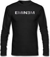 MVWAPOD Men Eminem Platinum Logo T-shirts