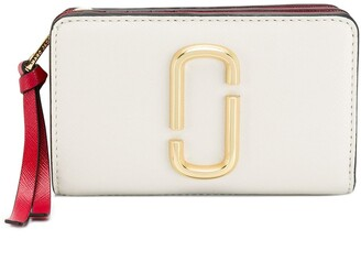 Marc Jacobs Snapshot continental wallet