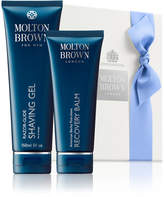 Molton Brown Men's Shave & Recovery Gift Set for Oily Skin