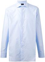 Ermenegildo Zegna classic shirt - men - Cotton - 43