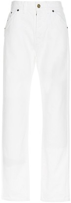 Jacquemus Straight-Leg Denim Jeans
