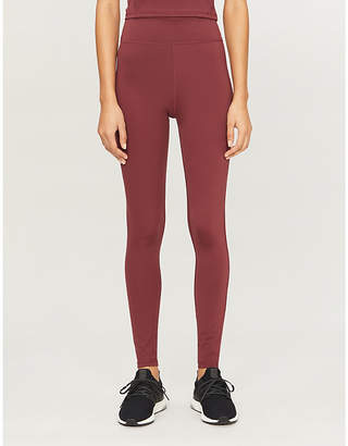 The Upside Dance stretch-woven leggings