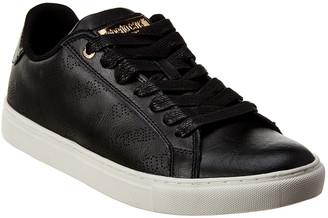 Roberto Cavalli Leather Sneaker