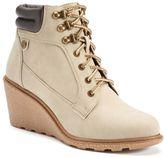 UNIONBAY Rapsody Women's Wedge Ankle Boots
