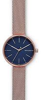 Skagen Signatur Analog Mesh Bracelet Watch