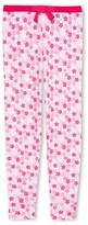 Petit Bateau Girls floral print cotton pants