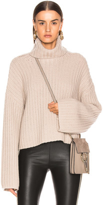 SABLYN Sunny Sweater in Taupe | FWRD