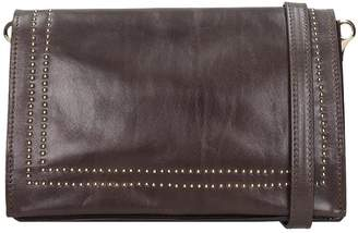 L'Autre Chose Lautre Chose LAutre Chose Shoulder Bag In Brown Leather
