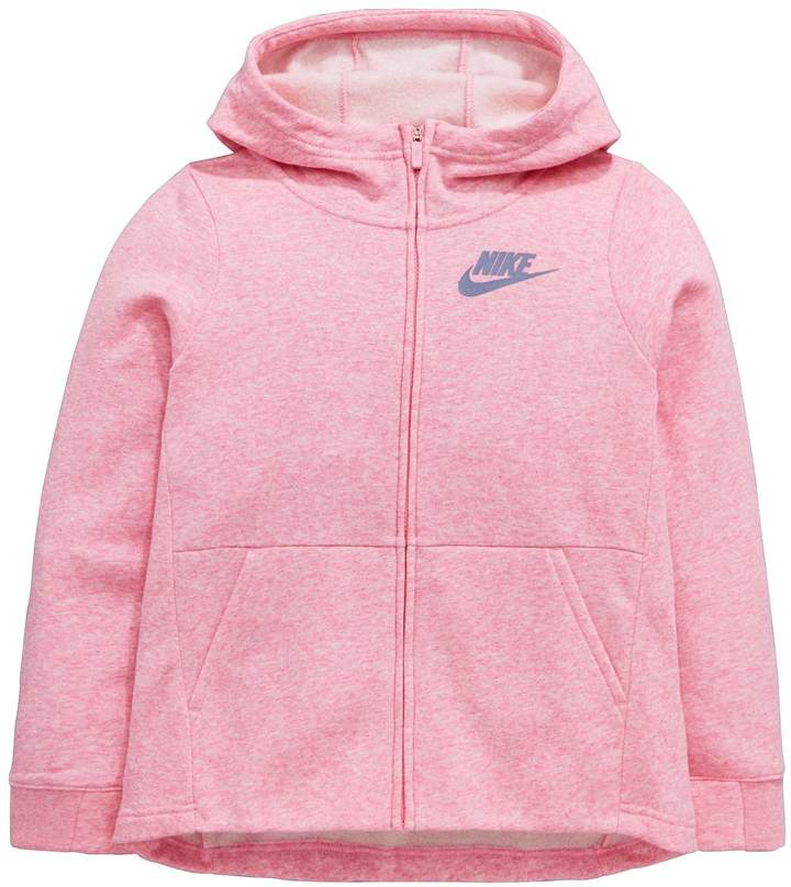 Nike OLDER GIRLS NSW FZ HOODIE