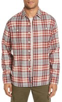 Grayers Men's 'Herndon Heritage' Trim Fit Plaid Flannel Sport Shirt
