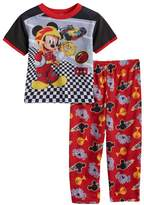 Disney Disney's Mickey Mouse Toddler Boy 2-pc. Top & Pants Pajama Set