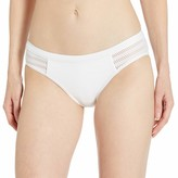 Cole of California Womens Side Tab Basic Bikini Swim Bottom Bikini Bottoms