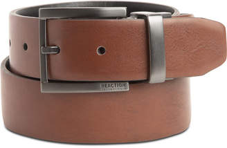 Kenneth Cole Reaction Men Comfort Stretch Leather Casual Belt