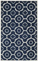 Safavieh CHT750C-6 Chatham Collection Wool Area Rug, 6-Feet by 9-Feet