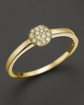 Bloomingdale's Dana Rebecca Designs 14K Yellow Gold and Diamond Lauren Joy Mini Ring