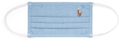 Thumbnail for your product : Ralph Lauren Children's Cotton Cloth Mask