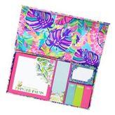 Lilly Pulitzer Exotic Garden Sticky Note Set