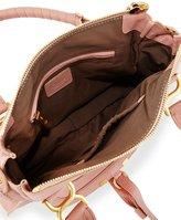 Chloé Marcie Medium Satchel Bag, Pink