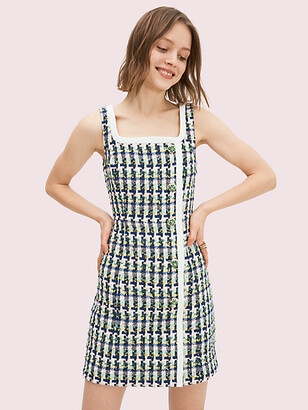 Kate Spade Pop Tweed Dress