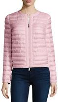 Moncler Alose 4-Pocket Short Puffer Jacket